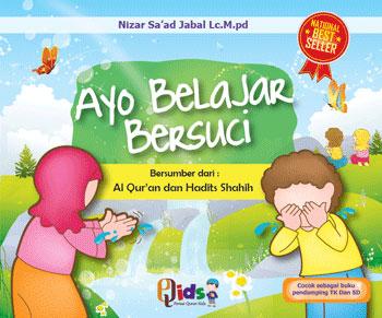 Buku Anak Serial Ibadah Ayo Belajar Bersuci