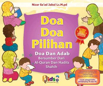 Buku Anak Serial Ibadah Doa Doa Pilihan