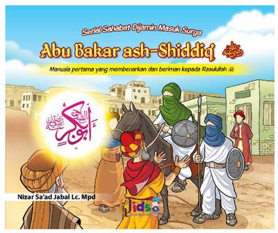 Buku Anak Serial Sahabat Dijamin Masuk Surga 1