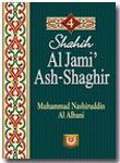 Buku Shahih Jami' Ash-Shaghir 1 Set 4 jilid