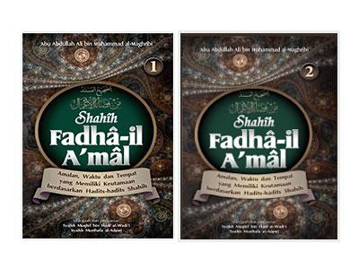 Buku Shahih Fadhail Amal Set