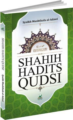 Buku Shahih Hadits Qudsi Cover