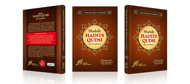 Buku Shahih Hadits Qudsi Dan Syarahnya Cover