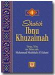 Buku Shahih Ibnu Khuzaimah