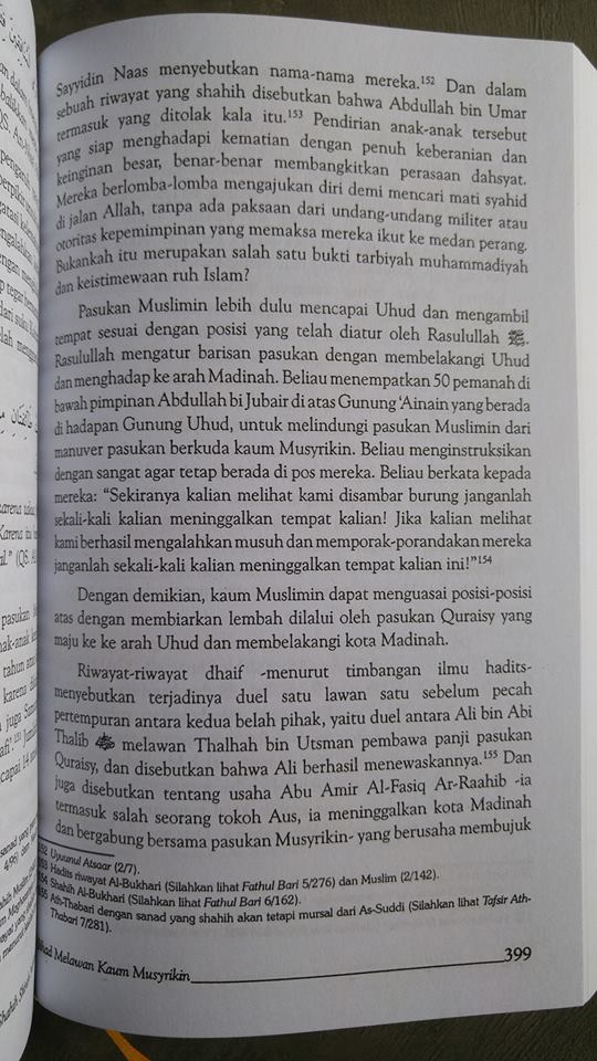 Buku Shahih Sirah Nabawiyah Isi