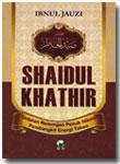 Buku Shaidul Khathir Untaian Renungan Penuh Hikmah