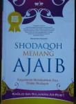 Buku Shodaqoh Memang Ajaib