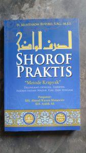 """Buku Shorof Praktis """"Metode Krapyak"""" cover"""