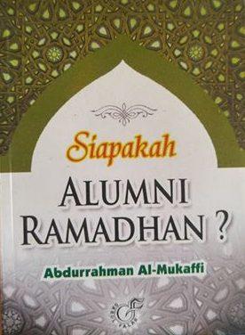 siapakah alumni ramadhan buku cover