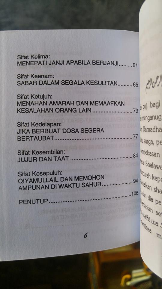 siapakah alumni ramadhan buku isi 2