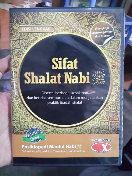 Video Sifat Shalat Nabi Edisi Lengkap Cover