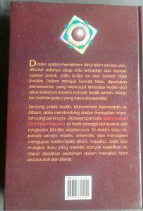 Buku Silsilah Hadits Dha'if Dan Maudhu' 1 Set 3 Jilid cover