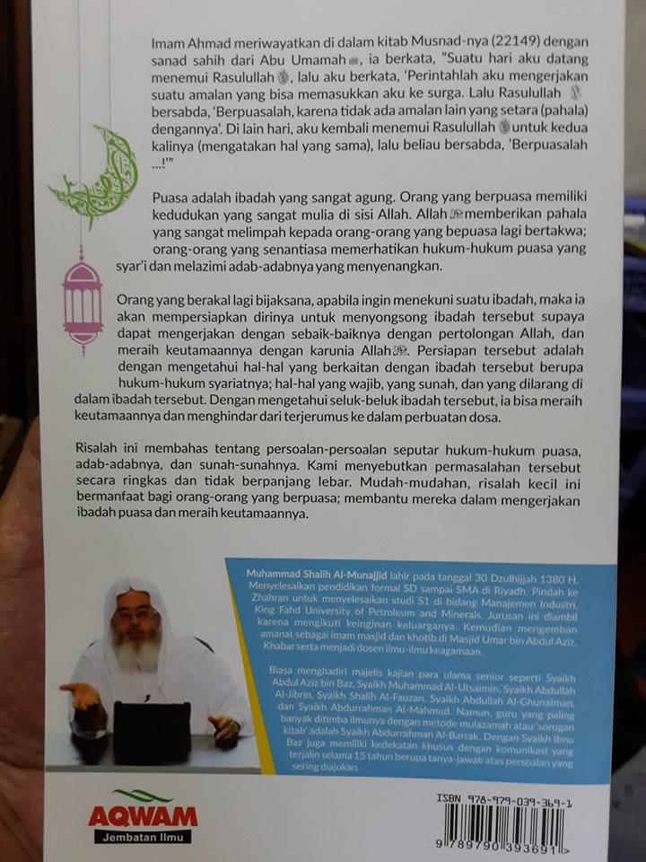 Buku Simple Ramadhan Materi Praktis Ramadhan Cover 2