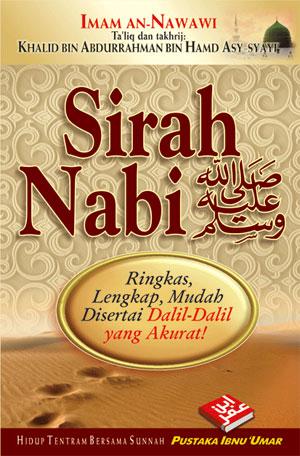 Buku Sirah Nabi Muhammad Ringkas Cover