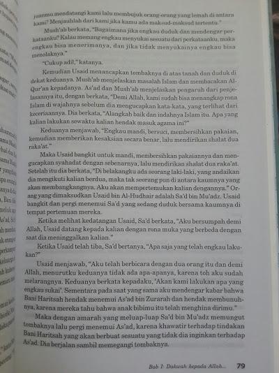 Buku Sirah Shahabat Keteladanan Orang Di Sekitar Nabi Isi