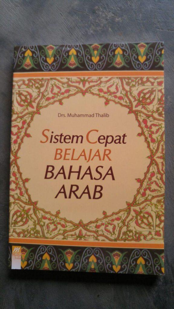 Buku Sistem Cepat Belajar Bahasa Arab cover