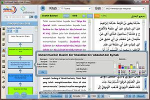 Aplikasi CD Ensiklopedi Hadits Kitab 9 Imam 3