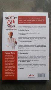 Buku Sudah Shalat 60 Tahun Tapi Tidak Diterima cover 2