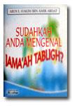 Buku Saku Sudahkah Anda Mengenal Jamaah Tabligh