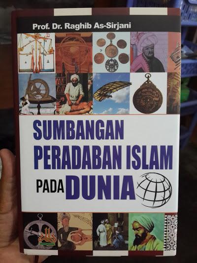 Buku Sumbangan Peradaban Islam Pada Dunia Cover