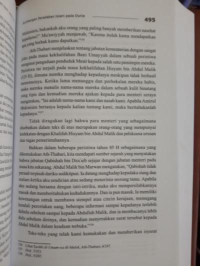 Buku Sumbangan Peradaban Islam Pada Dunia Isi