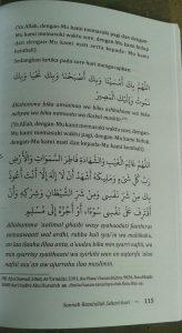 Buku Sunnah Rasulullah Sehari Hari isi 5