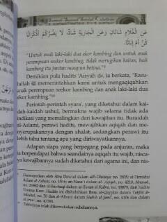 Buku Sunnah-Sunnah Setelah Kelahiran Isi
