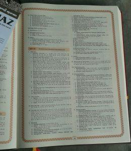 Al-Qur'an Terjemah Perkata Syamil Tipe Hijaz Klasik isi 3