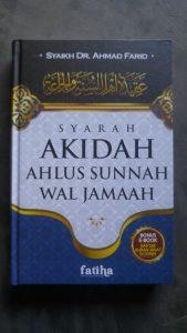 Buku Syarah Akidah Ahlus Sunnah Wal Jamaah cover