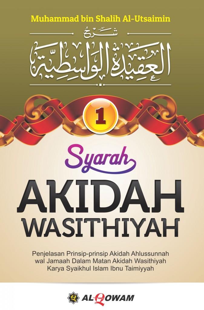 Buku Syarah Akidah Wasithiyah 2 Jilid Cover 1