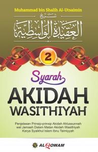 Buku Syarah Akidah Wasithiyah 2 Jilid Cover 2