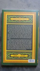 Buku Syarah Hadits Arba'in cover 2