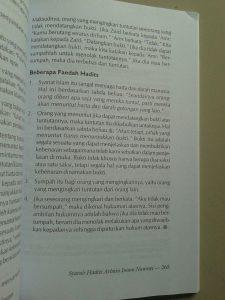 Buku Syarah Hadits Arbain Imam An-Nawawi isi 2