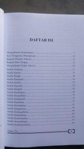 Buku Syarah Hadits Arba'in isi