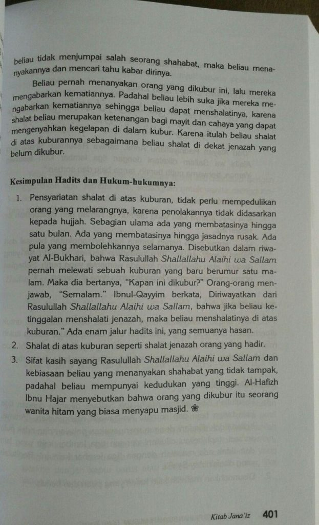 Buku Syarah Hadits Pilihan Bukhari Muslim isi 3