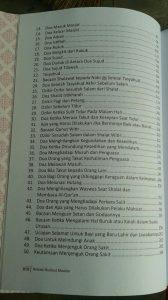Buku Syarah Hishnul Muslim Penjelasan Dzikir Dan Doa isi