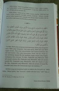 Buku Syarah Hishnul Muslim Penjelasan Dzikir Dan Doa isi 4