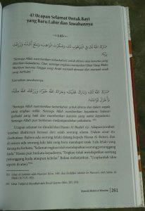 Buku Syarah Hishnul Muslim Penjelasan Dzikir Dan Doa isi 5