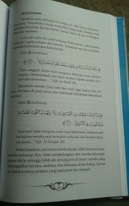 Buku Syarah Kalimatil Ikhlash isi 2