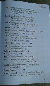 Buku Syarah Kitab Tauhid Memahami & Merealisasikan Tauhid isi 2