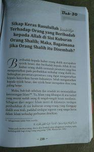 Buku Syarah Kitab Tauhid Memahami & Merealisasikan Tauhid isi 3