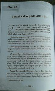 Buku Syarah Kitab Tauhid Memahami & Merealisasikan Tauhid isi 4