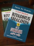 Buku Syarah Ringkas Riyadhus Shalihin Cover