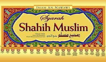 Buku Syarah Shahih Muslim An-Nawawi Set