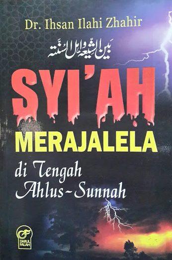 Buku Syiah Merajalela di Tengah Ahlus Sunnah Cover