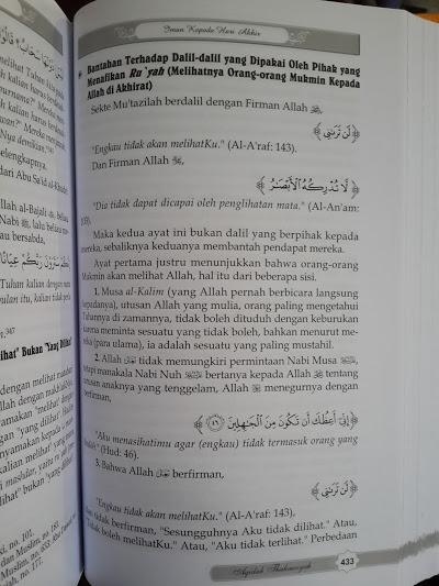 Buku Tahdzib Syarah Aqidah Thahawiyah Isi