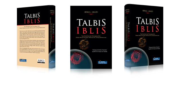 Buku Talbis Iblis Tipu Muslihat Perangkap Iblis Kepada Manusia Cover