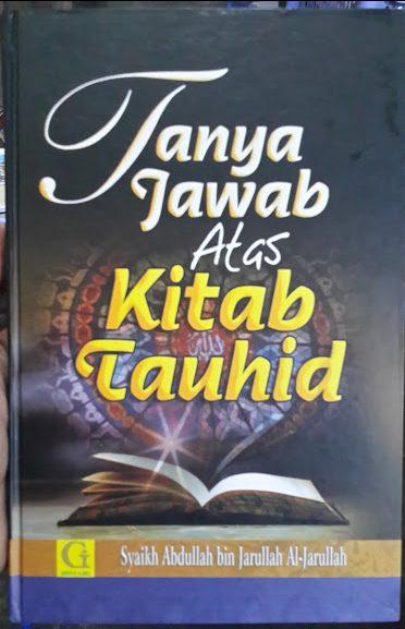 Buku Tanya Jawab Atas Kitab Tauhid Cover