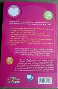 Buku Tanya Jawab Psikologi Muslimah 133 Persoalan wanita cover