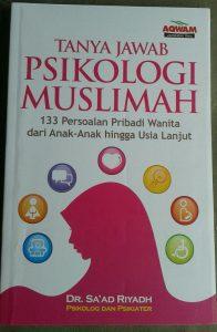 Buku Tanya Jawab Psikologi Muslimah 133 Persoalan wanita cover 2